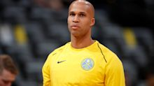 Richard Jefferson is having none of this 'Zion could return to Duke' nonsense