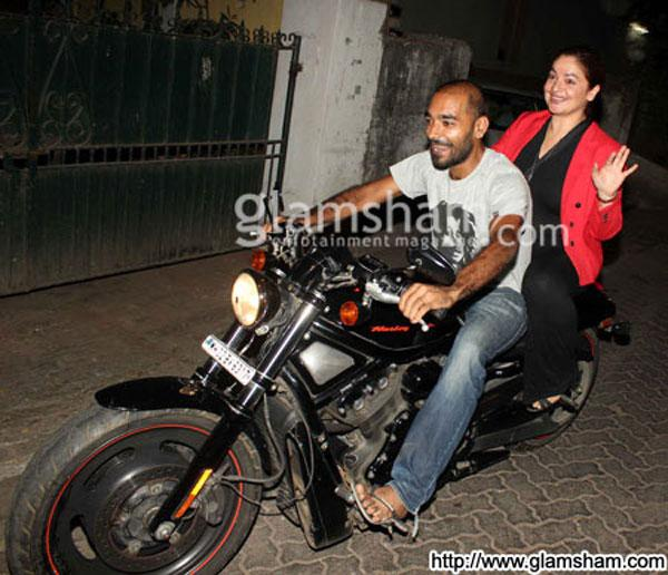 Pooja Bhatt Husband
