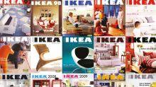 Ikea festeggia 30 anni in UK ricreando le stanze con il design di ogni decennio