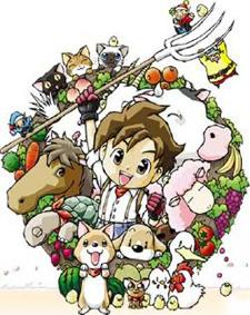 Harvest Moon DS movies