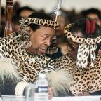 S.Africa's Zulu king's eldest son named heir