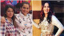 Kangana Ranaut's sister Rangoli slams singer Sona Mohapatra for her open letter