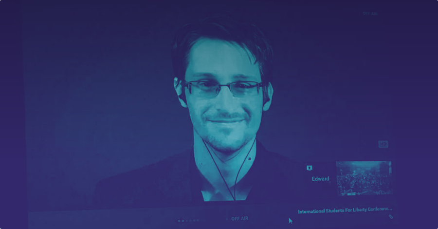 """DOJ lawsuit over tell-all book is """"good for Bitcoin,"""" says Edward Snowden"""