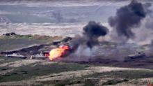 Estallan combates entre Armenia y Azerbaiyán; hay 16 muertos