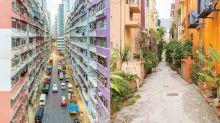 香港影相好去處!6大Pantone色系IG打卡景點