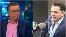 Karl Stefanovic's on-air clash with Steve Price
