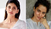 Sushant Singh Rajput's Dil Bechara Co-Star Sanjana Sanghi Reacts To Kangana Ranaut Targeting Her