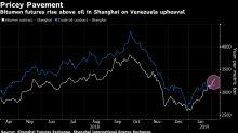 U.S. Sanctions Spark Venezuela Oil Surge Half the World Away