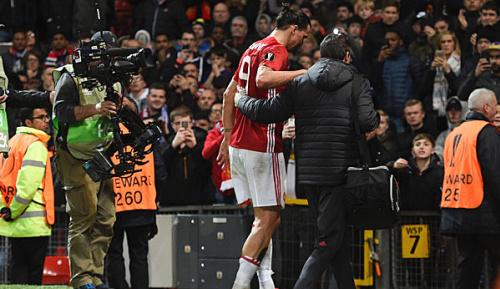 Europa League: Mourinho: Für Ibrahimovic ins Europa-League-Finale
