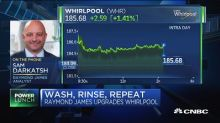Washer tariffs to be helpful for Whirlpool's North Americ...