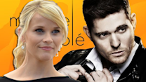 Reese Witherspoon Inspires New Michael Buble's To Be Loved