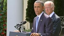 Obama on Syrian Strike: 'US Should Take Military Action'