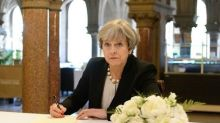 Britain's May to appeal for NATO unity to fight terrorism