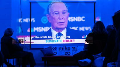 5 debate takeaways: Rough debut for Bloomberg