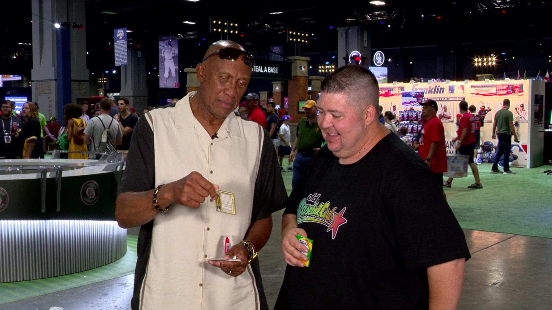 Old Baseball Cards Cubs Hall Of Famer Fergie Jenkins Opens