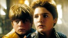 'Goonies' stars Corey Feldman and Sean Astin reunite
