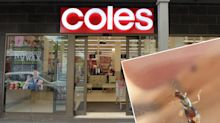 Little girl's Coles snack takes disgusting turn