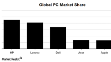 Gartner and IDC Have Different Views on the PC Space