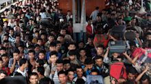 India is world's most populous nation with 1.32bn people, academic claims