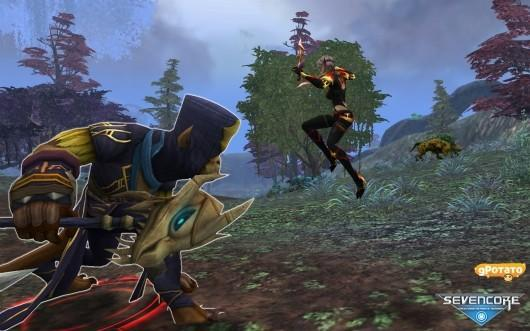 Sevencore's Shadow Crusade update incorporates new class and race