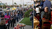 Hundreds attend funeral of El Paso shooting victim after husband posts public invite