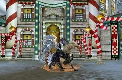 Atlantica Online rings in the holidays
