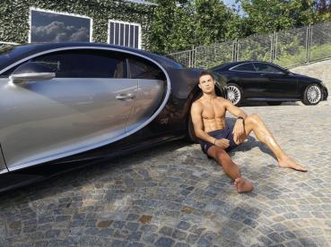 C羅納度Cristiano Ronaldo名車盤點!全球限定10輛的Bugatti Centodieci將與手下名車團圓