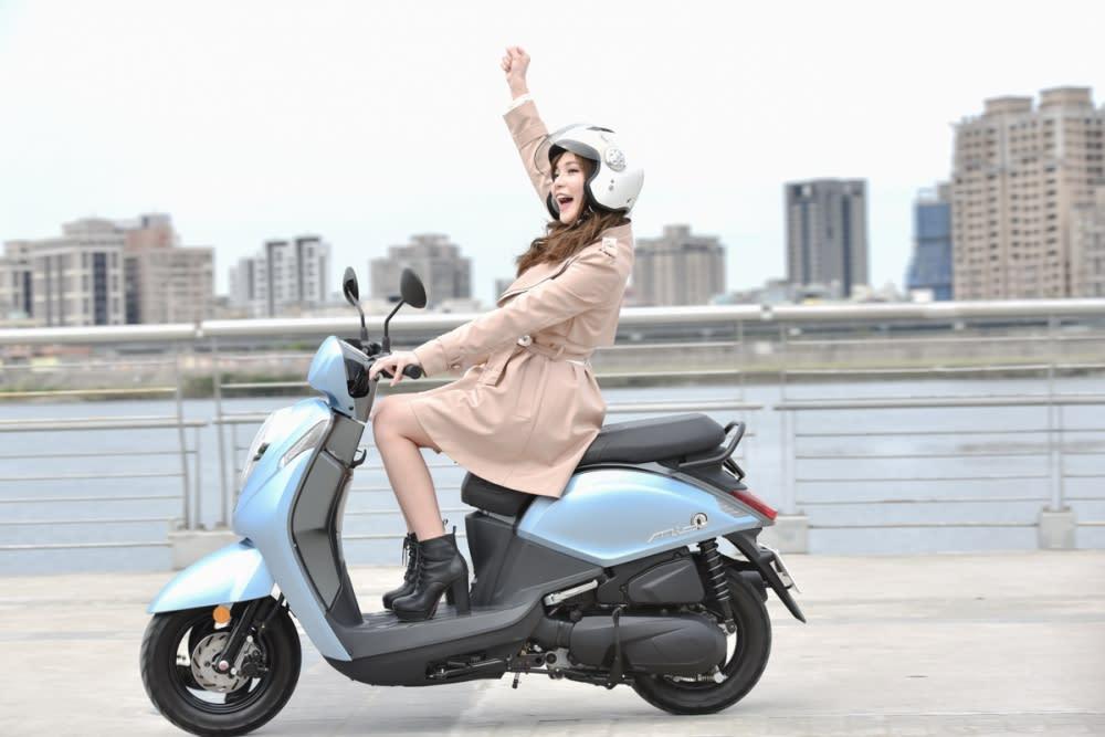 Mio的風格非常適合可愛、活潑的女生。