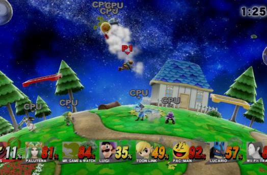 New Nintendo eShop releases: Super Smash Bros. for Wii U, Pokemon Omega Ruby / Alpha Sapphire