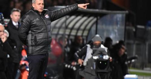 Foot - L1 - Lyon - Bruno Genesio (OL) : «Le résultat est bon mais on doit faire mieux»