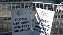 New Anti-overdose Tactics at NYC Music Festival