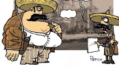 ¿La Revolución Mexicana?