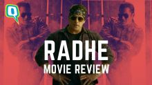 Honest Review of Salman Khan's 'Radhe' (Ft. Every Bhai Fan Ever)