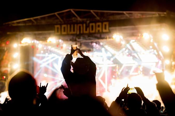 Police face-scanned 90,000 people at Download music festival