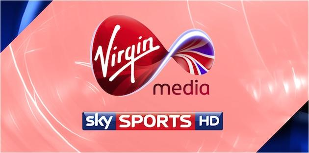 Virgin Media rolls out more Sky Sports HD and entertainment channels   Engadget