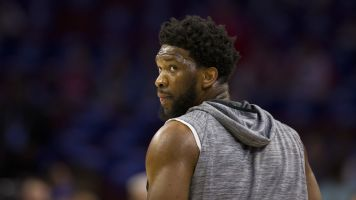 Charles Barkley: 'Joel Embiid has got to get his fat butt in shape' for Sixers to compete