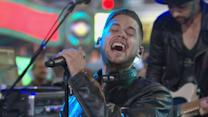 MKTO Rocks Times Square With 'Bad Girls' Performance