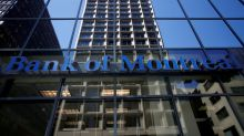 BMO's quarterly adjusted profit tops on retail strength