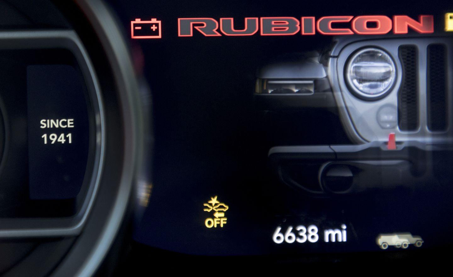 We Found 20 Easter Eggs On The Jeep Wrangler Unlimited Rubicon Ecodiesel