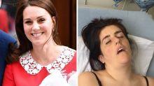 Após fotos de Kate Middleton na maternidade, mulheres compartilham sua real imagem pós-parto
