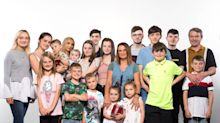 Britain's biggest family announces baby number 22