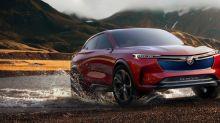 ¿Aburrido, yo? Buick busca rejuvenecer su estilo con este SUV eléctrico Enspire