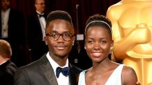 Lupita Nyong'o's Baby Brother (and Ellen Selfie Scene-Stealer) Is a College Graduate