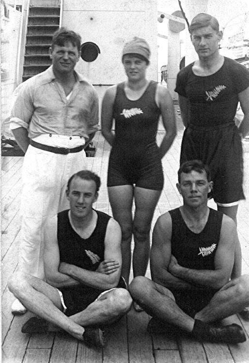 Olympics: Antwerp pioneers established legacy for future NZ Olympians