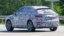Audi Q5 Sportback 2020: BMW X4 y M-B GLC Coupé, en el punto de mira