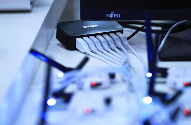 The CIA has been rooting around in your WiFi router