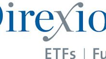 Direxion Launches Four New 3X Leveraged ETFs on Popular Indexes
