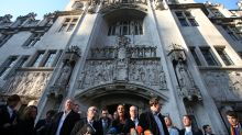 British government readies for Brexit bill after court ruling