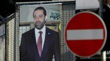 Liban: Hariri en France en pleine tentative d'apaiser les tensions au Liban