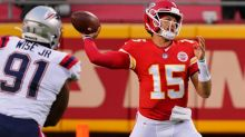 Patrick Mahomes gives candid assessment of his play in Chiefs' win vs. Patriots